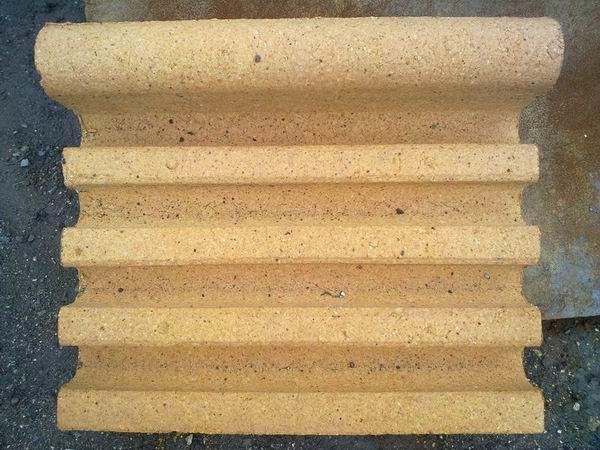 流钢槽异型砖